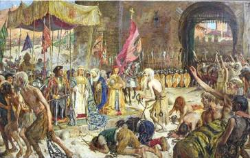 Reyes Catolicos toma de Malaga