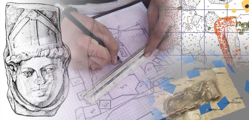 http://www3.ubu.es/ceu/?page_id=8900 La documentación gráfica en arqueología (1ª edición)
