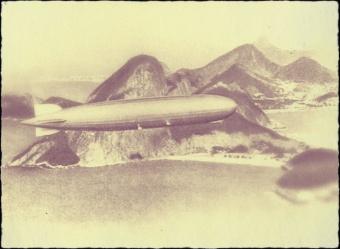 LZ_127_Graf_Zeppelin_over_Rio